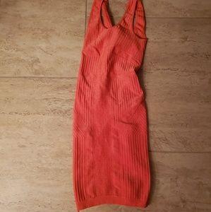 Arden B. Sexy Coral Dress